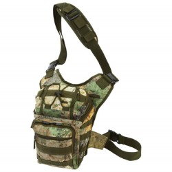 Extreme Pak™ Heavy-Duty Compact Sidepack with Invisible® Camo