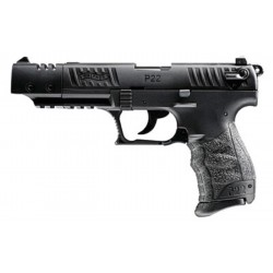 "WALTHER P22 22LR 5"" BLUE 1-10RD"