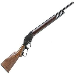 "PW 87 Lever Action Shotgun 12GA 19"" 5RD LEVER"
