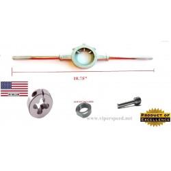 Mosin Nagant muzzle treading tool kit no brakes - M15X1RH