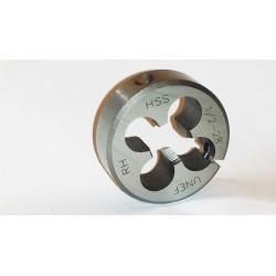 Lighthouse quality tools - 1/2-28 RH HSS Adjustable Round Threading Die
