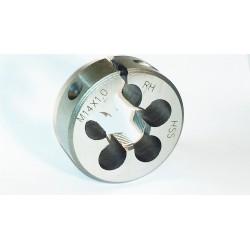 Lighthouse quality tools - M14X1 RH HSS Adjustable Round Threading Die