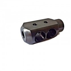 Mosin Nagant Mini-Mag muzzle brake