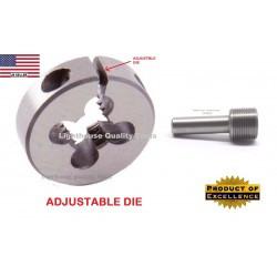 M14X1LH Adjustable die + Thread alignment tool