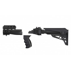 ATI Strikeforce AK-47 Tactlite Stock and Forend Package w/ Scorpion Recoil System - MADE IN USA