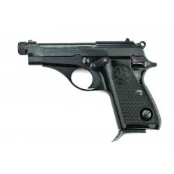 Beretta 71 with threaded barrel 22LR.  Serial Number B48656U