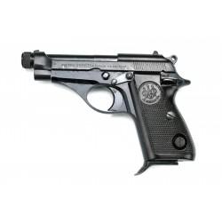 Beretta 71 with threaded barrel 22LR.  Serial Number M16366