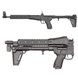 Kel-Tec SUB-2000 9mm Collapsible Rifle Black 10RD BER92