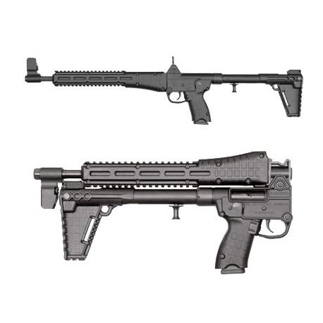 Kel-Tec SUB-2000 9mm Collapsible Rifle- Black