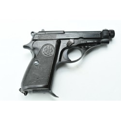 Beretta 71 with threaded barrel 22LR. Serial Number A63383U