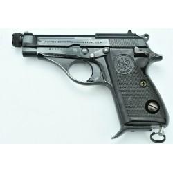 Beretta 71 with threaded barrel 22LR. Serial Number A41393U