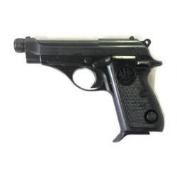 Beretta 71 with threaded barrel 22LR. Serial Number M53682