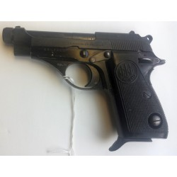 Beretta 71 with threaded barrel 22LR. Serial Number A45446U