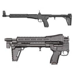 Kel-Tec SUB-2000 9mm Collapsible Rifle Black 17 rds Glk17 mag