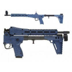Kel-Tec SUB-2000 9mm Collapsible Rifle- Exclusive Navy & Black - GLK 17