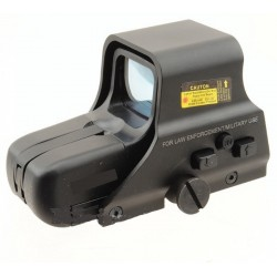 Eotech 556 style Red/Green dot sight side buttons - Airsoft