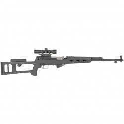 SKS Fiberforce Stock - BLACK - EXCLUSIVE DRAGUNOV DESIGN