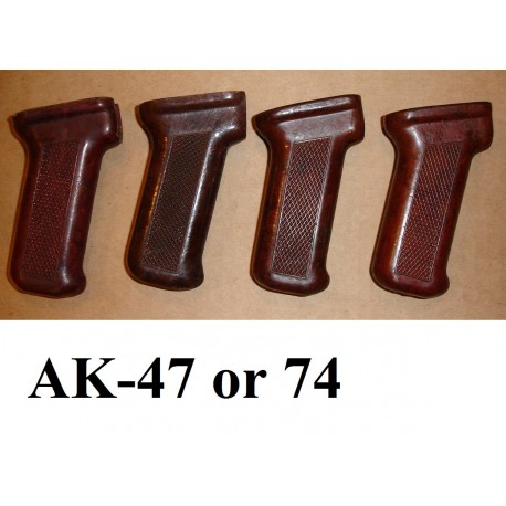20 - Romanian Pistol Grip 7.62x39 Bakelite WASR Bulgarian Russian Polsih Types 47/74